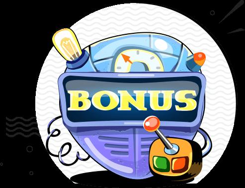 Casino bonus.